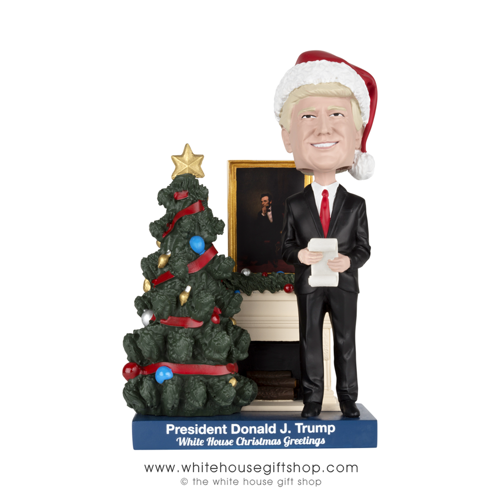 President Trumps 1st White House Christmas Artists Representation