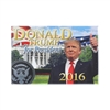 Magnet, Donald Trump for President Photo Magnet