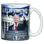 Donald J. Trump, Photograph Mug, 2016 Coffee, Tea, Beverage, Collectors Mug-Make America-Great-Again-from official white house gifts and gift shop-historical collection