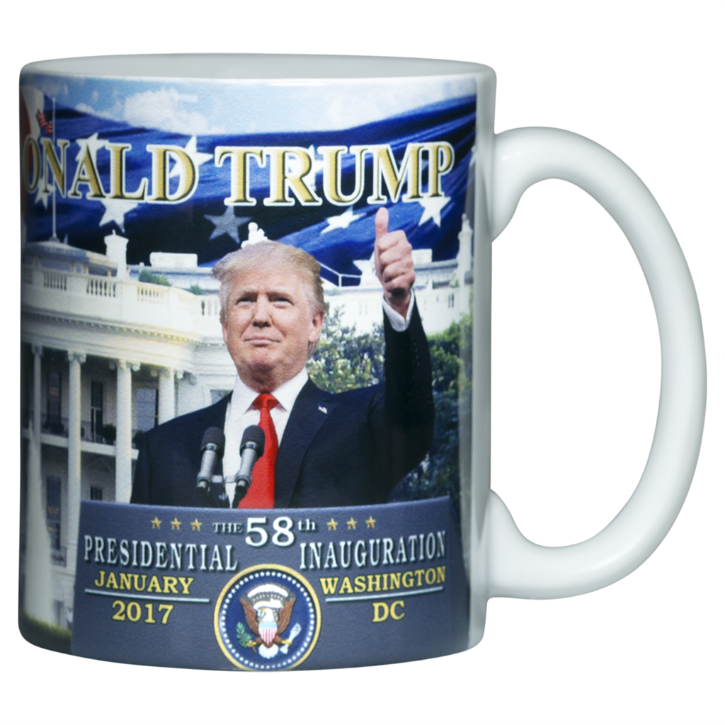 Great America Sales Gift: President Donald J. Trump 58th Presidential Inauguration