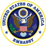 United States Embassy, Paris, France, per Anthony Giannini, Executive Director, The White House Gift Shop, Est. 1946