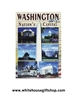 Magnet, Washington D.C., Nation's Capital, Six Photo Panels: The White House, Capitol Building, Washington Monument, Memorials, SALE