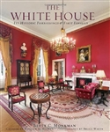 White House Decorative Arts Collection, The White House: Its Historic Furnishings and First Families, Red Room Cover Newest Edition, Hardcover Book, Pub. April 8, 2014