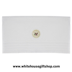 The White House Presidential Seal  Luxury CottonTowel