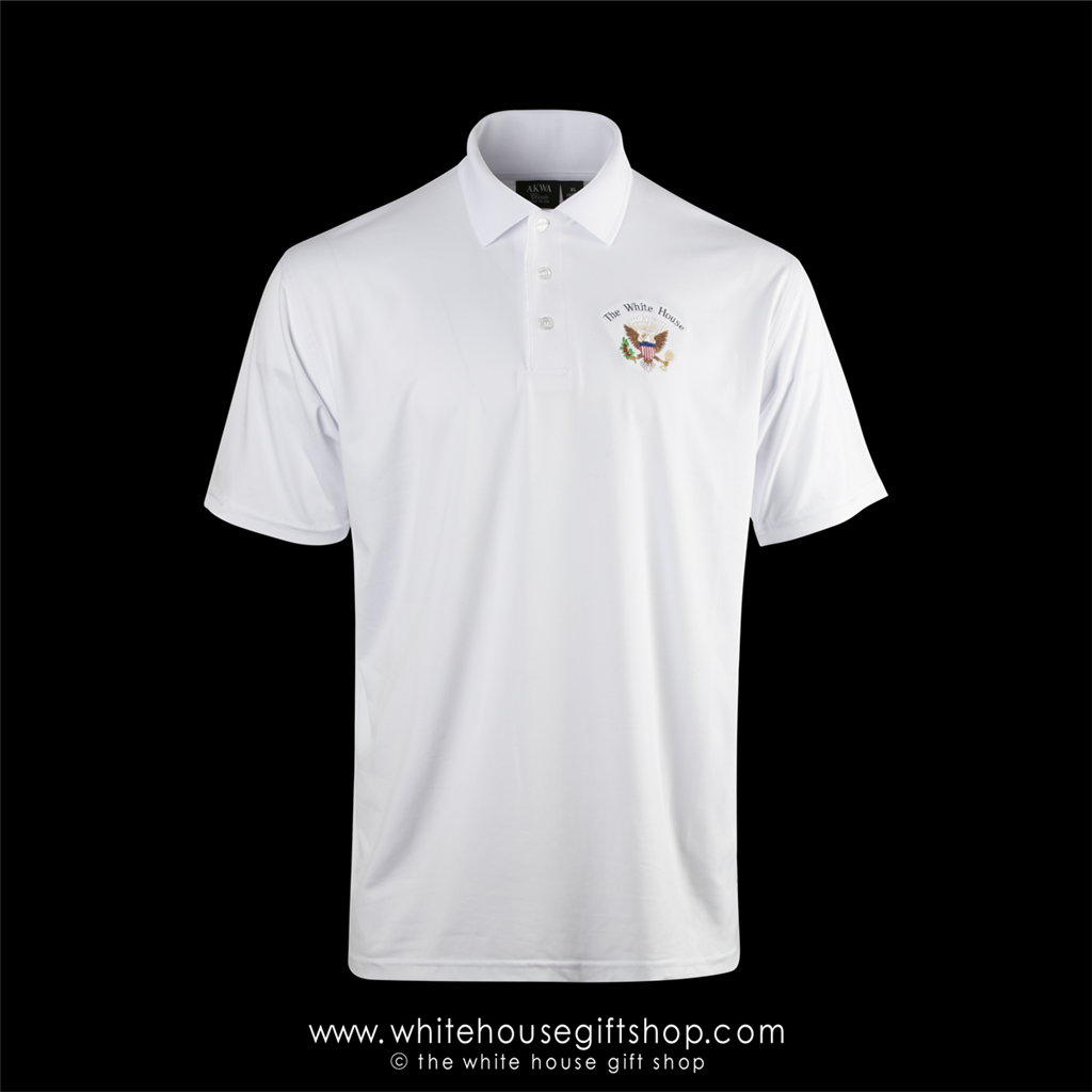 4bc36aa8 Exceptional Presidential Golf shirt , Polo shirts, Made in USA ...
