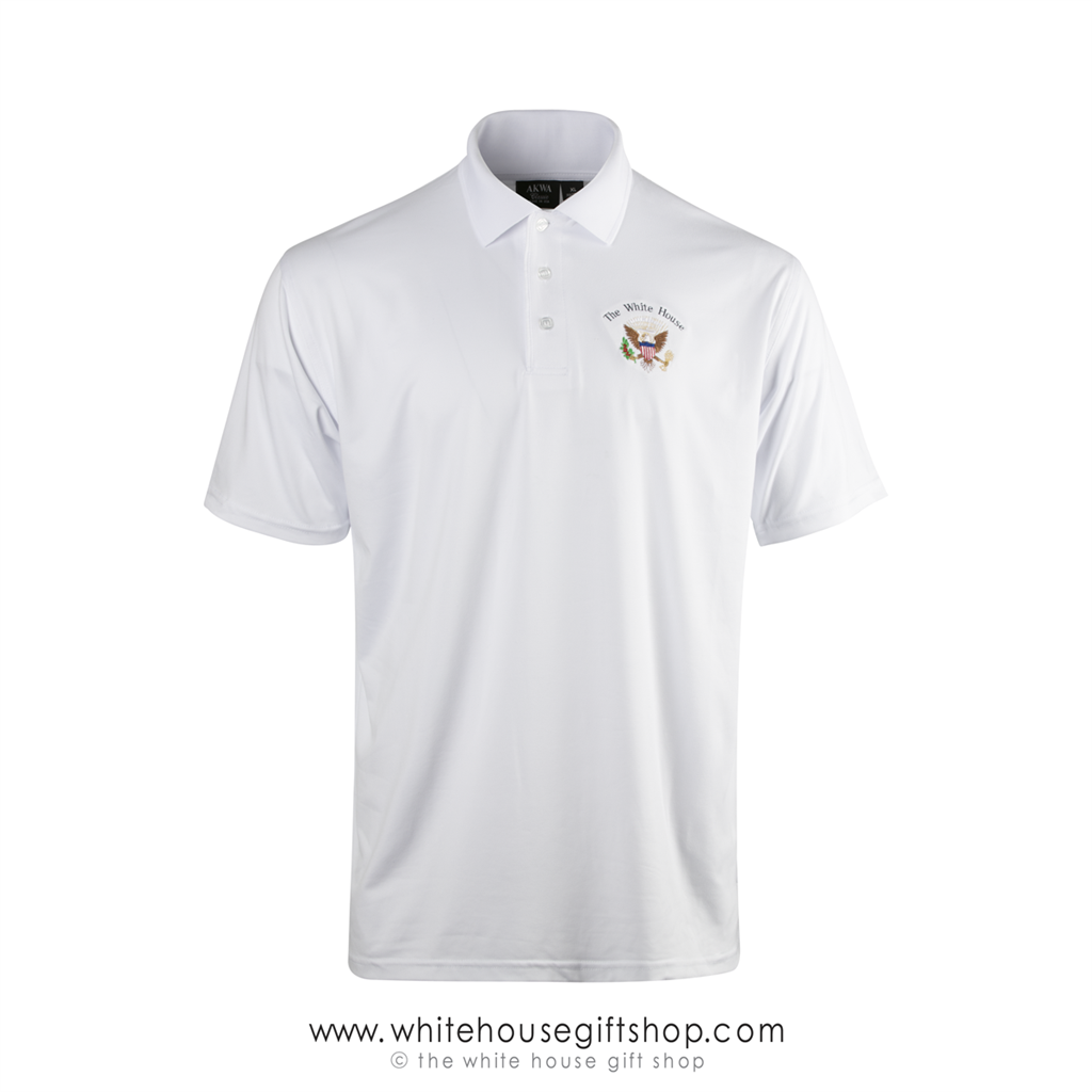 29909ce7 Exceptional Presidential Golf shirt , Polo shirts, Made in USA ...