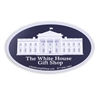 The White House Official Gift Shop Magnet