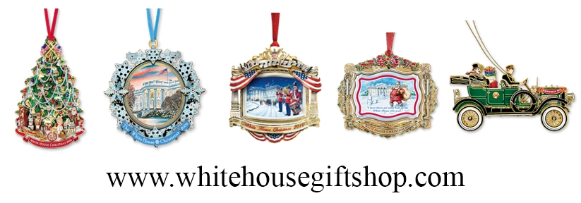 The Complete White House Historical Ornament Collection, 1981 to 2015