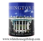 White House Photo Mug
