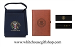 White House Chef Apron & Journal