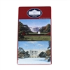 The White House Magnets, Summer and Winter, Original Frank Morgan Painting, White House Gift Shop Official