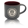 The White House Seal Presidential 15 ounce large Bistro Mug, etched in America, United States Eagle, quality mugs from official White House Gift Shop.