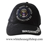 Presidential Seal of the United States, Washington D.C. Hat, Black - Imported