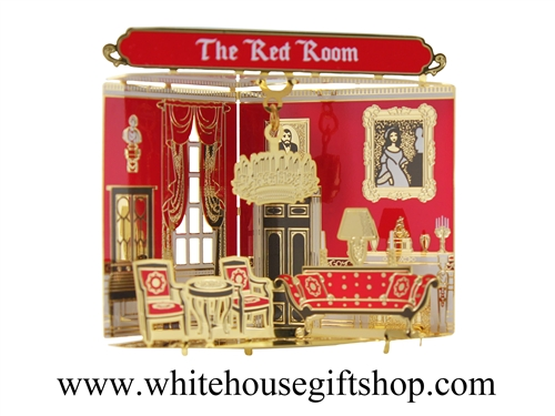 White House The Red Room
