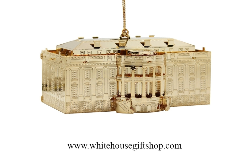 The Rooms Of White House Ornament Collection Is An Ongoing