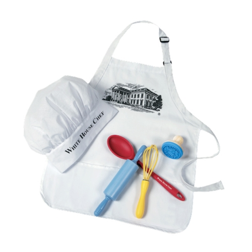 White House Youth Apron from White House