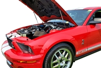 2005-2014 Ford Mustang Hood QuickLIFT ELITE (ALL Stock Hoods)