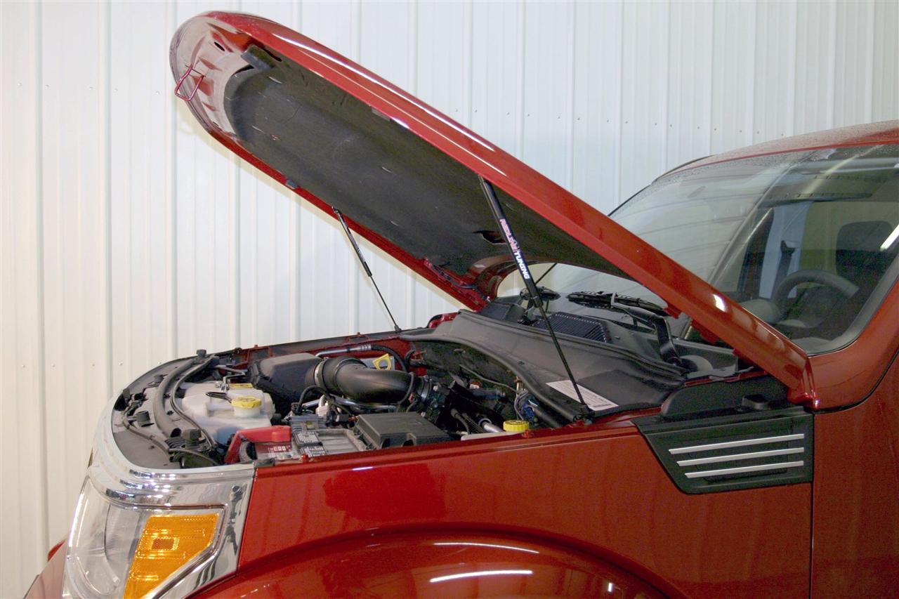 2007 2011 Dodge Nitro Hood Quicklift Plus