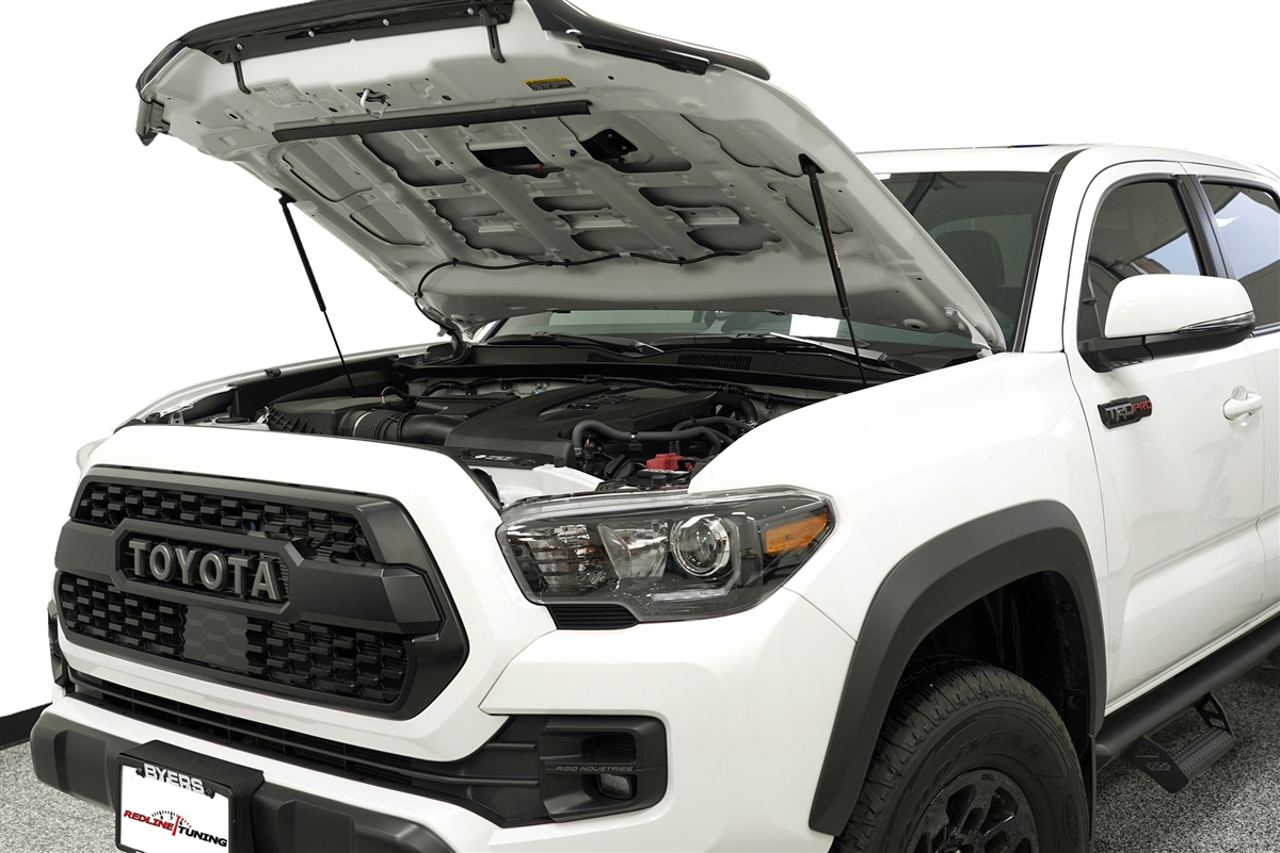 Worksheet. 2016 Toyota Tacoma Hood QuickLIFT PLUS
