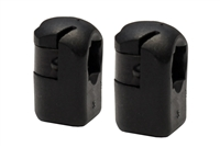 Redline Tuning End-Fitting (ABS) Plastic OEM (2 Pack)