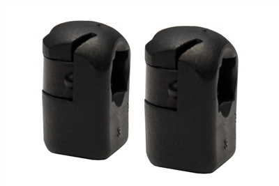 End-Fitting (ABS) Plastic OEM (2 Pack)
