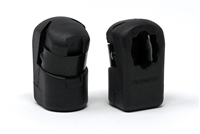 Redline Tuning End-Fitting (ABS) Plastic with 15 degree lift angle (2 Pack)