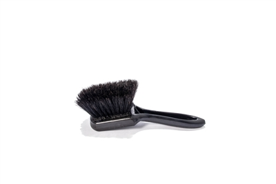 Wheel & Fender Black Boars Hair Brush 9""