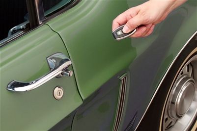 1967-1968 Ford Mustang Keyless Entry System