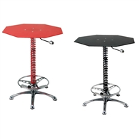 "PitStop Furnitureâ""¢ Crew Chief Bar Table"