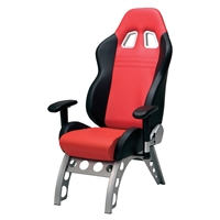"PitStop Furnitureâ""¢ GT Receiver Chair"