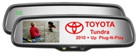 "Gentex Auto-Dimming Rearview Mirror w/ 3.3"" Rear Camera Display & Compass for Prewired Toyota Tundra"