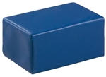 <b>Patient Positioning Vinyl Covered Bolster - Block</b>