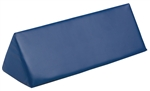 <b>Patient Positioning Vinyl Covered Bolster - 45 Degree Wedge</b>