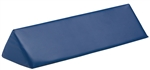 <b>Patient Positioning Vinyl Covered Bolster - 30-60-90 Degree Wedge</b>
