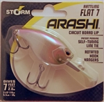 "Storm Arashi Rattling Flat 7 2-1/8"" 7/16oz AFT07685 (Blue Back Herring)"