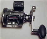 South Bend Black Beauty Line Counter Trolling Reel Size 20 BB-220TRL