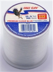 Eagle Claw Premium Clear Blue Monofilament Fishing Line 25-lb test RB25