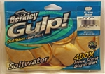 "Berkley Gulp (Saltwater) 2"" Mussel GSMSL2-NW (Natural White) 6 pack"