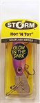 "Storm Hot 'N Tot Madflash Series #05 2"" 3/16oz HM583 (Tequila Glow)"