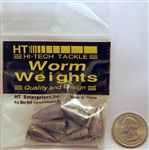 HT - Worm Weights - 3/8oz WW-38