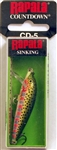 "Rapala CountDown 2"" 3/16oz CD05-RT (Rainbow Trout)"