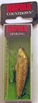 "Rapala CountDown 2"" 3/16oz CD05-TR (Brown Trout)"