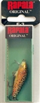 "Rapala Original Floating 1-1/2"" 1/16oz F03-TR (Brown Trout)"