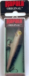 "Rapala Original Floating 2-3/4"" 1/8oz F07-S (Silver)"