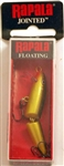 "Rapala Jointed 2"" 1/8oz J05-G (Gold)"