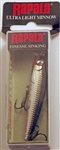 "Rapala Ultra Light Minnow 2-1/2"" 1/8oz ULM06-CH (Chrome)"