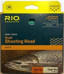 Rio Products - Skagit Max - Shooting Head - Sprey Line Size 750gr/11wt Teal/Orange