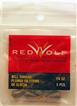 Red Wolf - Bass Casting Dipsey Sinkers - Size 8  1/4oz RWBCS14