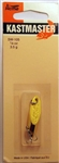 "Acme Kastmaster Spoon 1/8oz 1-3/8"" Gold SW-105-G"