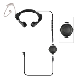 Assault Mod Waterproof Tactical Throat Mic